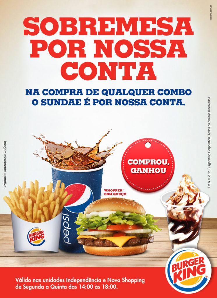 Campanha Burger-King-Sobremesa